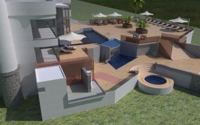 CVG-0007- birdview pool bar and jacuzzi area