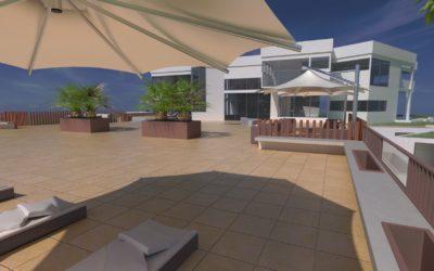 CVG-0016- main terrace view towards main building